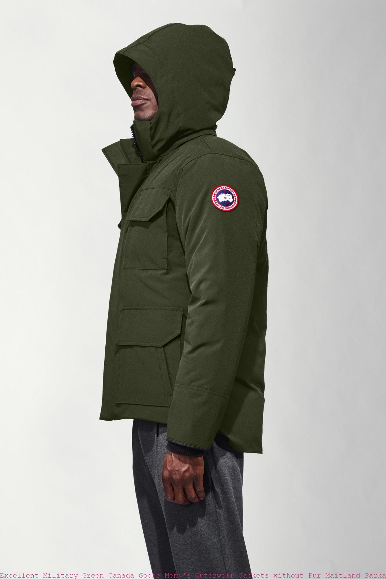 Parka Without Hood