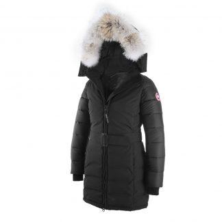 0b8dabf60dd Luxury Designer Canada Goose black Womens Rowan Parka Canada Goose Black  Friday Deals 2019 6605119813